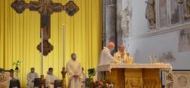 Diocesi di Cefalù. Oggi ultima Messa in diretta del Vescovo